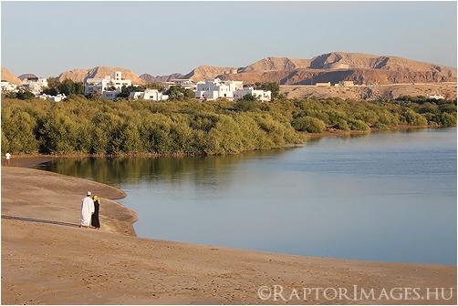 Al Qurm Natural Park, Oman