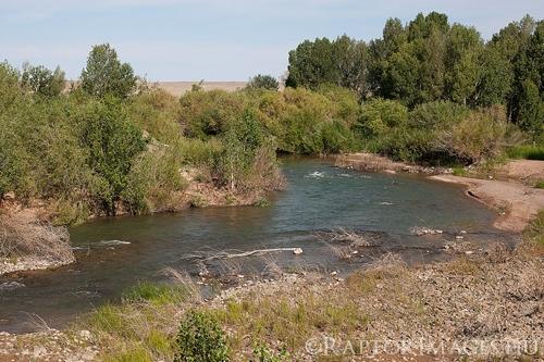 Ayagus-river